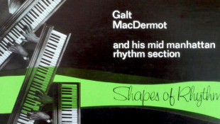 Galt Macdermot - Shapes Of Rhythm